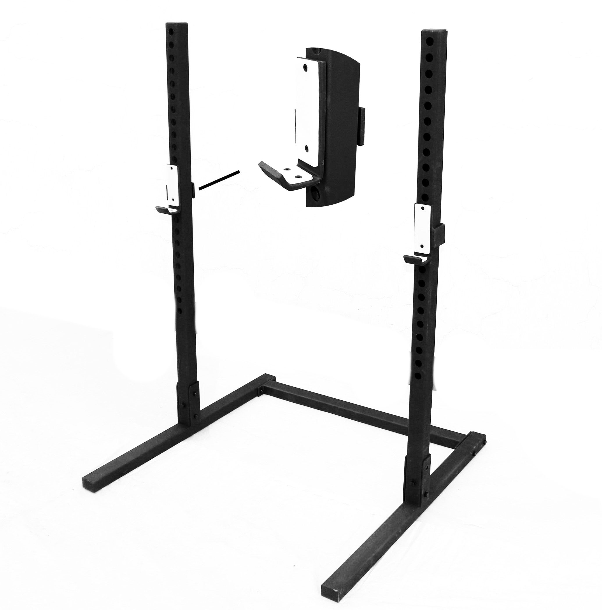 up body foldableracks world iron fitness mounted fold rack squat products racks wall